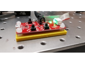 ELL9 (Thorlabs) breadboard mounting