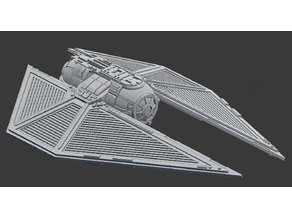 SW The miniature game Tie Striker