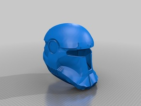 SW Republic Commando Trooper Helmet