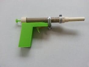 3D-Printed Nerf Gun