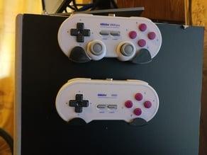 8bitdo/snes controller holder