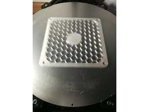 120mm fan cover plate