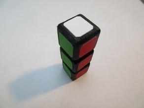 Mini 1x1x3 twisty puzzle (print in place)