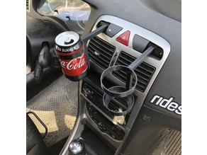Peugeot 307 Can and bottle holder