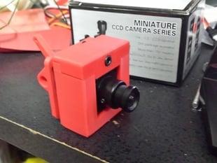 RMRC CCD camera mount