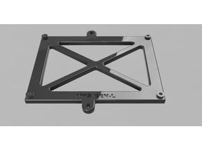 MKS GEN-L and BIQU SKR V1.X mounting bracket