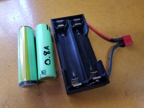 18650 Battery Charging Tray (w/ and w/o BMS)