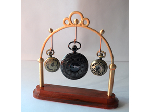 Pocket Watch Stand Mk2