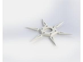 Modular Shuriken