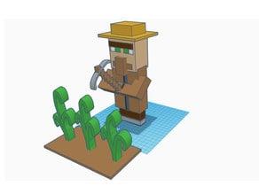 Minecraft Ciftci