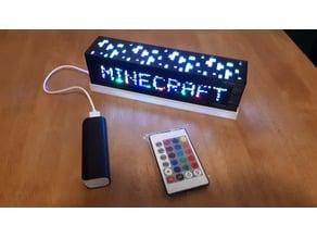 Minecraft Lamp 2