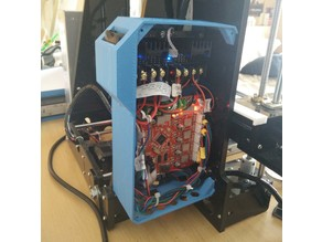 Anet A6 double mosfet box