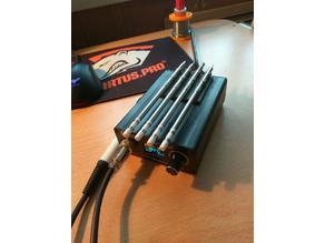 T12 soldering iron holder
