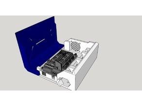Super Large Ramps 1.4 Case V2 (Left Handed)