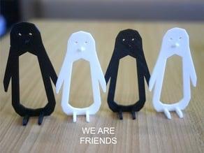 Simple animal_Penguin