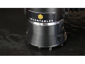Dewalt 611 Splatter Skirt Air Diffuser Submerged Carbon Fiber CNC