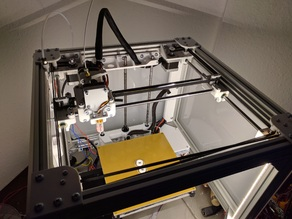 LeXY - Core XY 3D printer Update Package