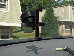 Almost Universal Phone Car Mount