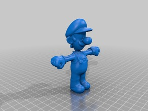 Luigi Higher Res