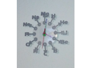 The Element Clock