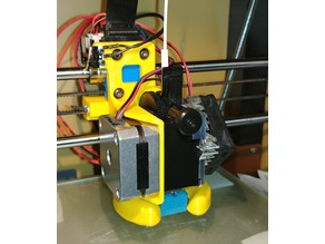 Titan Aero for Wanhao I3 Plus with Belt Tensioner