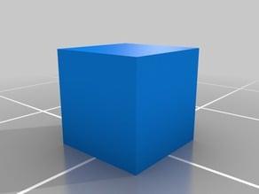 Cube 6mm