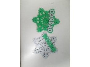 Name Snowflake