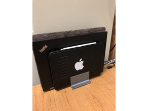 Laptop Vertical Stand
