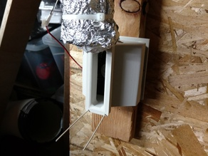 Filastruder Fan / Filament Blower