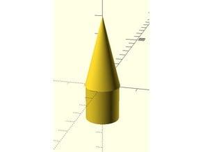 Customizable Parametric Nosecone Generator