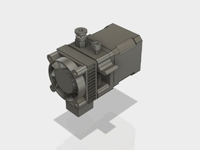 Extruder MK8 Geeetech