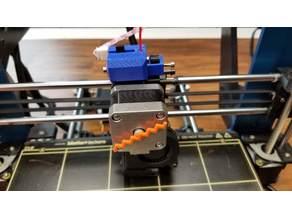 Filament runout sensor Prusa Mk2 style extruder