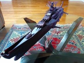 Yamato style Spaceship
