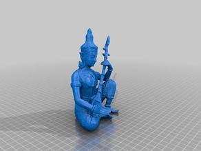 Buddha - minimal supports