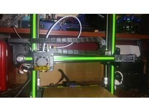 X Axis Cable Chain for X3, E10, X1 Printers