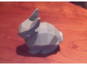 Low Poly Bunny
