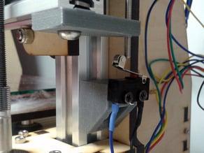 Prusa i3v z-axis adjuster