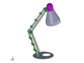 Luminária - Light Fixture