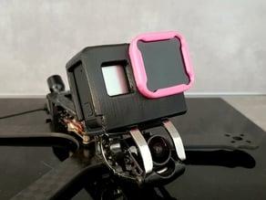 Marmotte/Badger GoPro Hero mount (TBS ND filter compatible)