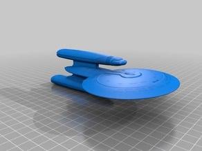 Star Trek TNG Challenger Class Redux