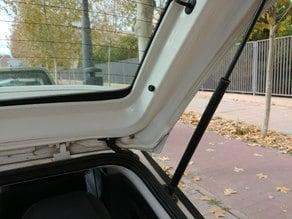 Seat Ibiza trunk clip / pieza maletero