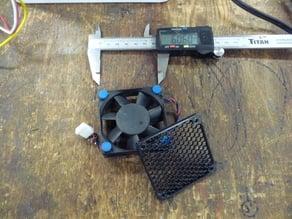 60mm fan grille