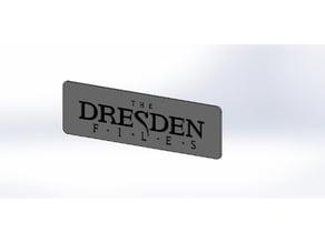 Dresden Files - Bookmark