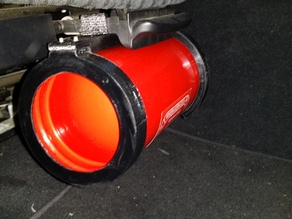 Fire Extinguisher mount for BMW vehicles