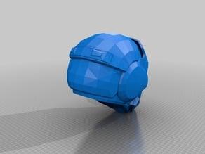 """(Uncommon) Destiny """"Solo Clade"""" Helmet"""