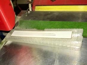 3dpBurner Laser Calibration Tool