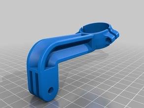 Standard GoPro 27.2mm Seat Post Mount