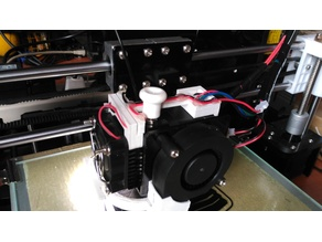Anet A8 Magnetic holder fan