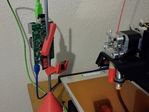 Raspberry Pi Stand for Octoprint