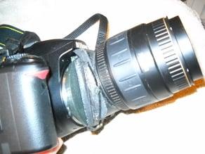 nikon f body to f lens tilt shift